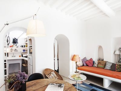 Photo for Eclectic & Artistic house in Mykonos town