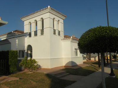 Photo for 2 Bedroom Villa With Private Heated Pool on La Torre Golf Resort