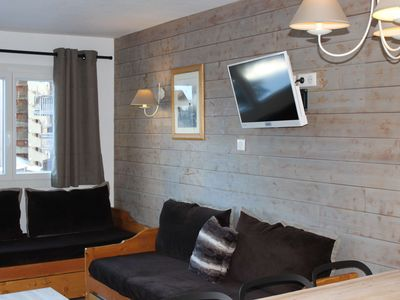 Photo for Large and bright apartment for 6/7 people in the heart of Avoriaz