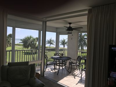 Photo for 2 Bedroom Sanibel Condo Steps from the Gulf