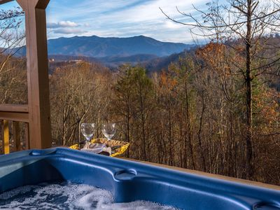 Scenic Hideaway-Amazing View-Cleanest Cabin