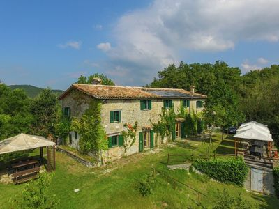 Photo for Serene Holiday Home in Gubbio with Swimming Pool