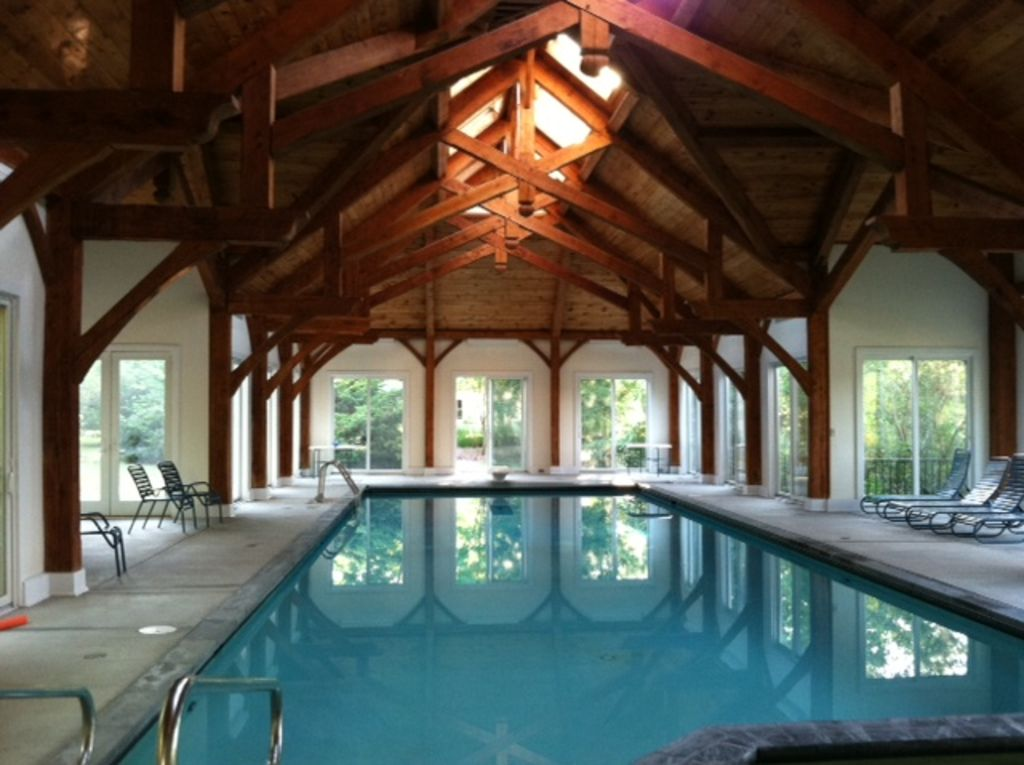 Waterfront with INDOOR pool-- luxurious... - HomeAway Urbanna