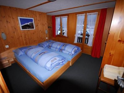 Photo for Apartment Chalet Alpenruh in Saas-Fee - 5 persons, 2 bedrooms