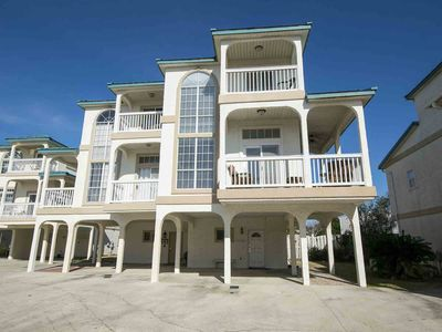 Photo for Lovely Townhome Just Steps to the Beach ~ Sunset Dreams in Panama City Beach!