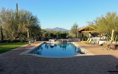 Photo for Desert Guesthouse - 10 Acre Property NW Tucson NEWLY REMODELED 2018