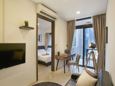 Photo for 1BR Condo Vacation Rental in Singapore