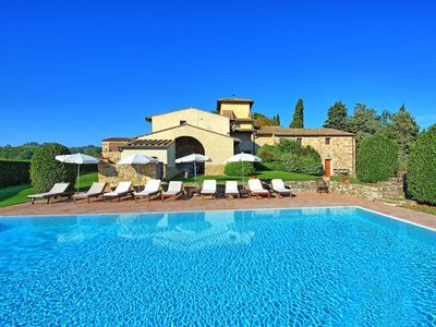 Photo for 2BR Apartment Vacation Rental in San Casciano in Val di pesa, Toscana