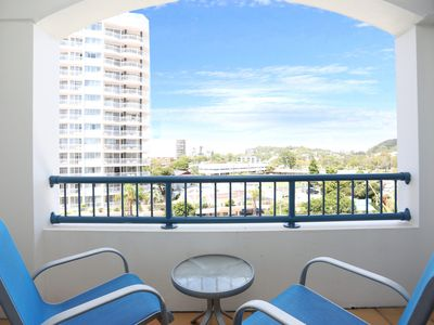 Photo for 1BR Apartment Vacation Rental in Coolangatta, QLD