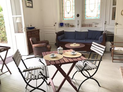 Photo for APARTMENT IN ARCACHON, 4 BEDS, TERRACE BEACH PEREIRE- JOIGNY