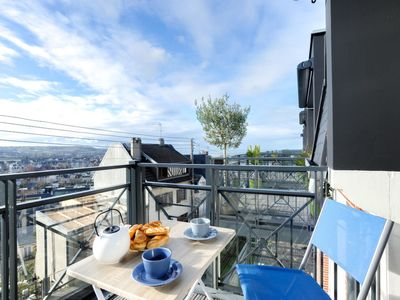 Photo for Apartment Clos Savignac in Deauville-Trouville - 4 persons, 1 bedrooms
