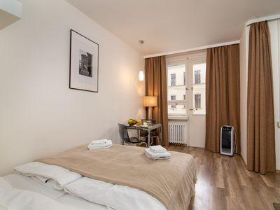 Photo for Stylish White Swan Na Porici CZPR44 - Apartment for 3 people in Praha