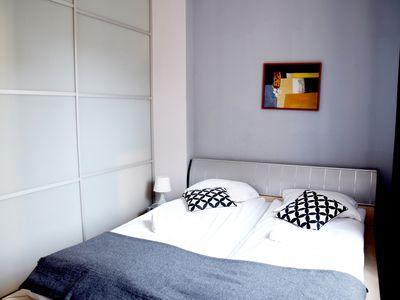 Photo for Miodowa Tiger apartment in Stare Miasto with WiFi.