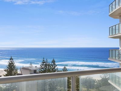 Photo for PENINSULA 12TH FLOOR OCEAN VIEW DELUXE 2 BDRM APT