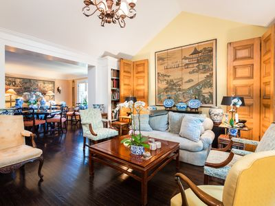 Photo for Elegant Old Hollywood 2BR in Heart of LA, Walk to Dining, Shops & Museums