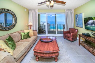 NEW RENTAL! BEAUTIFUL GULF VIEWS! OPEN 8/10-17! PERFECT VACATION SPOT! -  Miramar Beach