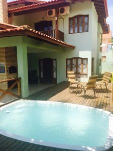Photo for House with 3 bedrooms and pool in Palmas Beach