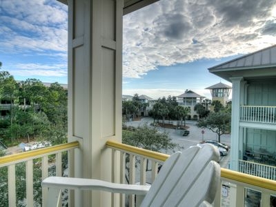 Photo for Location Location! South of 30A & Beachside in Watercolor! Gulf Views!