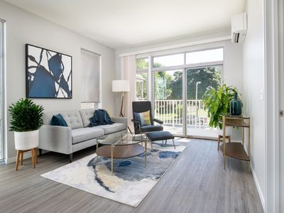 Photo for A perfect staycation in this ultra-modern 1BD apartment