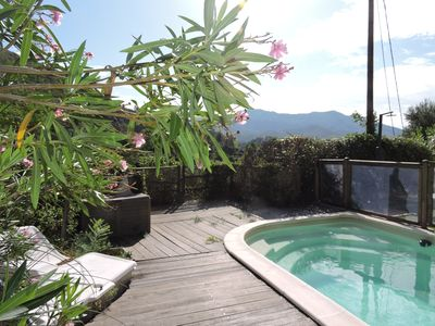 Photo for Provencal house in the heart of the hills