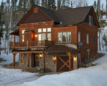 Photo for Charming Mountain Retreat with Hot Tub and Gorgeous Views!