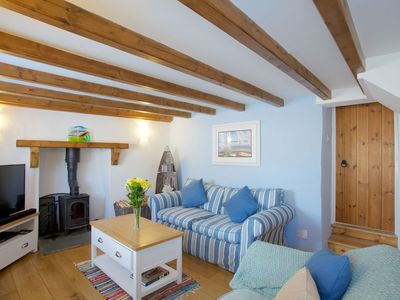 Photo for 3BR Cottage Vacation Rental in Porthleven, Cornwall