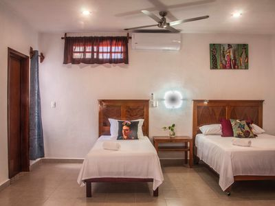 Photo for Fresh and cozy apartment in Isla Mujeres