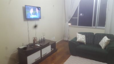 Photo for Large apartment in Copacabana