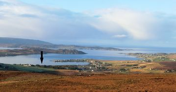 Aultbea Lodges - Welcoming Families, Couples, Friends & Dogs - Views of Loch Ewe - Lodge 3 - PET FRIENDLY