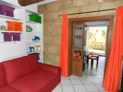 Photo for Ground floor house 80 m² (6 Pers) Close to the sea and the city