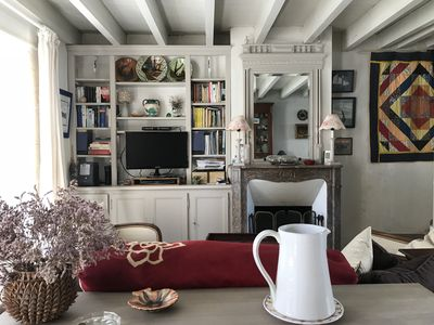 Photo for CHARMING HOUSE RE - in the heart of the village of Loix