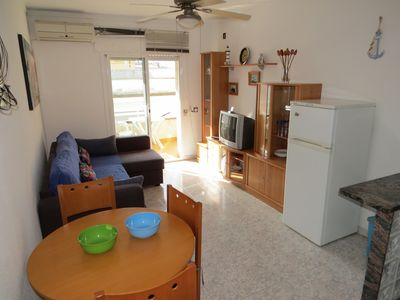 Photo for RC Flat in perfect condition in Roses center