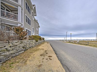 Photo for Spacious Oak Bluffs Condo - Steps to Inkwell Beach