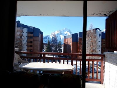 Photo for Apartment Vacation Rental in Les Deux-Alpes