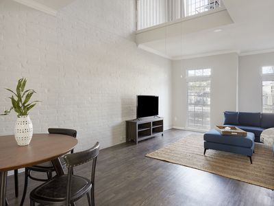 Photo for Dashing 2BR in The Galleria by Sonder