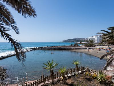 Photo for Modern and quiet apartment in Arguineguin, pool, beach, relax, ....
