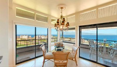 Photo for Luxurious Condo with Absolute Best Ocean Views in Kapalua