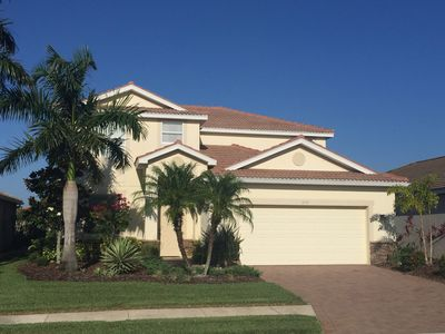 Photo for Resort like living in Gorgeous home in Stoneybrook Gated Community ,Venice Flo