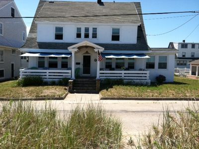 Photo for Huge 4 Bedroom colonial- Directly on Beach