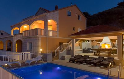 Photo for Holiday home - Prigradica with beautiful sea view