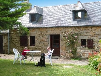 Photo for Holiday home, Esquibien  in Finistère Süd - 2 persons