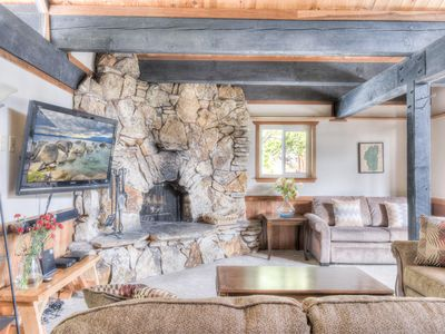 Photo for Bright & Rustic Carnelian Bay Home with Filtered Lake Views
