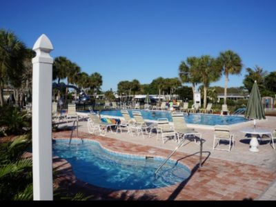 Photo for 2BR Mobile Home Vacation Rental in Venice, Florida