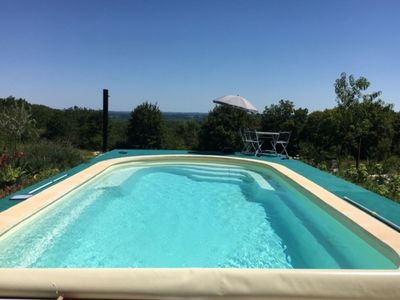 Photo for Luxury Villa in Cazals with Swimming Pool
