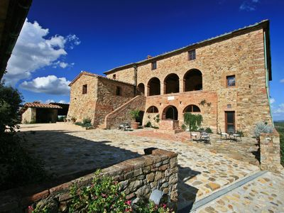 Photo for Amazing Villa in Tuscany up to 25 People / 12 Bedrooms - 12 Bathrooms