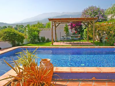 Photo for Andalucia - gorgeous villa, heated pool. All year round