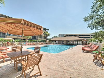 Photo for NEW! Myrtle Beach Condo w/Marsh View-Walk to Beach