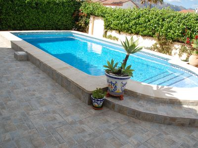 Photo for Detached villa with private pool