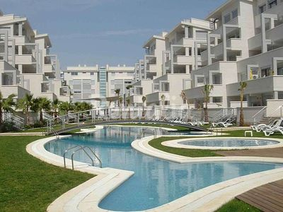 Photo for ELEGANCE – Ground-floor apartment with garden - Dénia, MARJAL / MARINES KM1