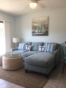 Come in a relax in your comfortable living room!